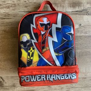 Other - Power Rangers Lunch Snack Bag